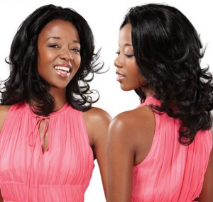 Body Wave Human Hair Blend