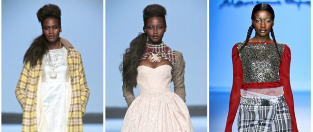 Mercedes-Benz Fashion Week Johannesburg – Autumn/Winter – March 2014