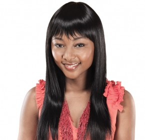 Heat-style the Thandi Wig